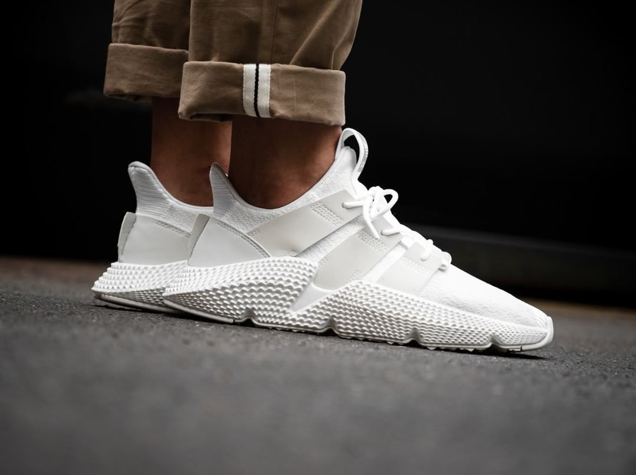 Adidas Prophere 'Triple White'