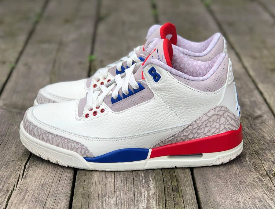 Air Jordan 3 Retro 'USA' International Flight