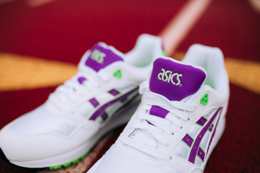 asics-gel-saga-original-1991-blanche-violette-vert-fluo-1193A071-100 (2)
