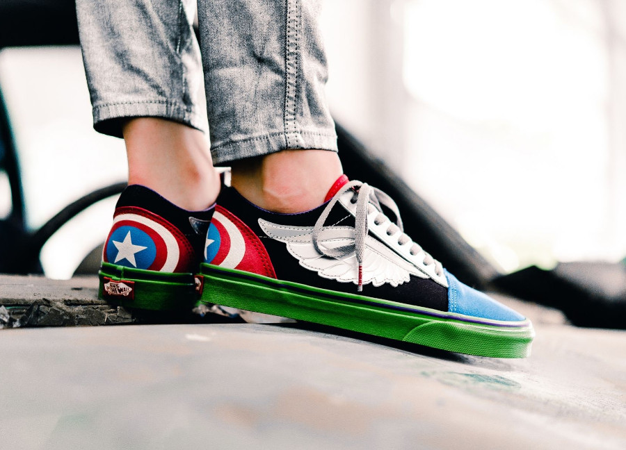 chaussure-avengers-vans-old-skool-what-the-avengers-on-feet
