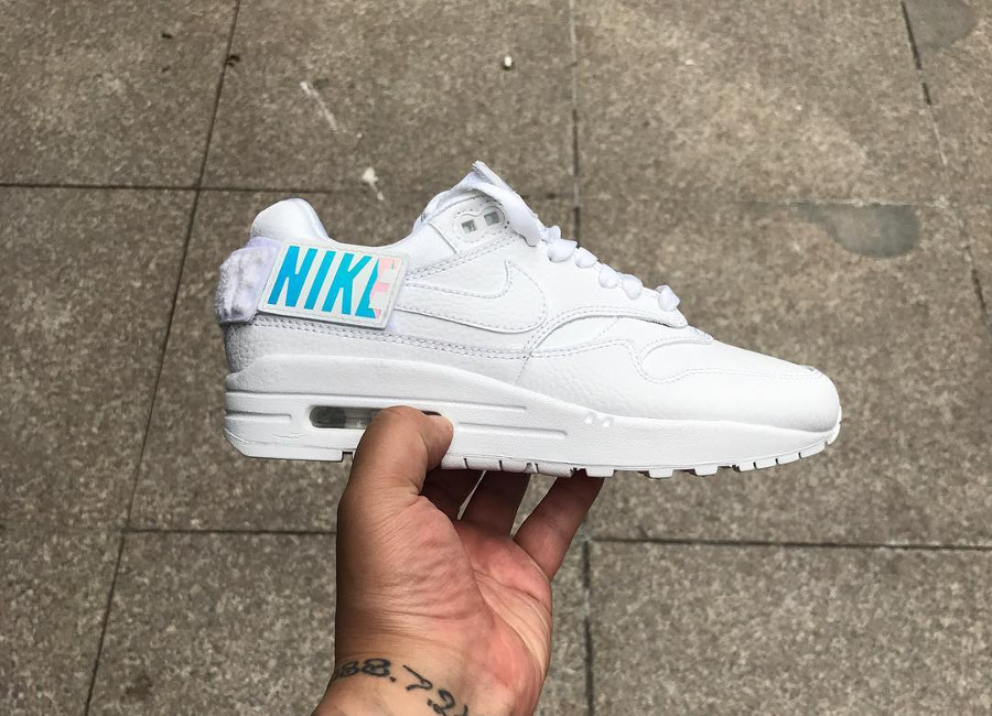 Comment acheter la Nike Air Max 1 1-100 'Triple White ...