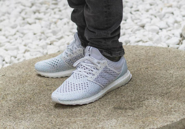 wholesale dealer 64a1c db01a chaussure-adidas-ultra-boost-ltd-clima-parley-blanche-