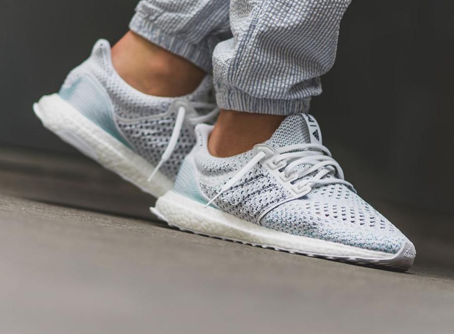 chaussure-adidas-ultra-boost-ltd-clima-parley-blanche-et-bleu-ciel-bb7076 (4)