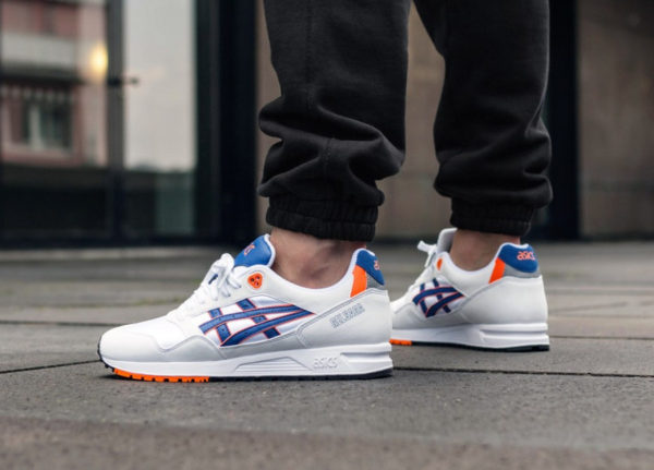 Asics Gel Saga OG 'White Asics Blue' Retro 2018