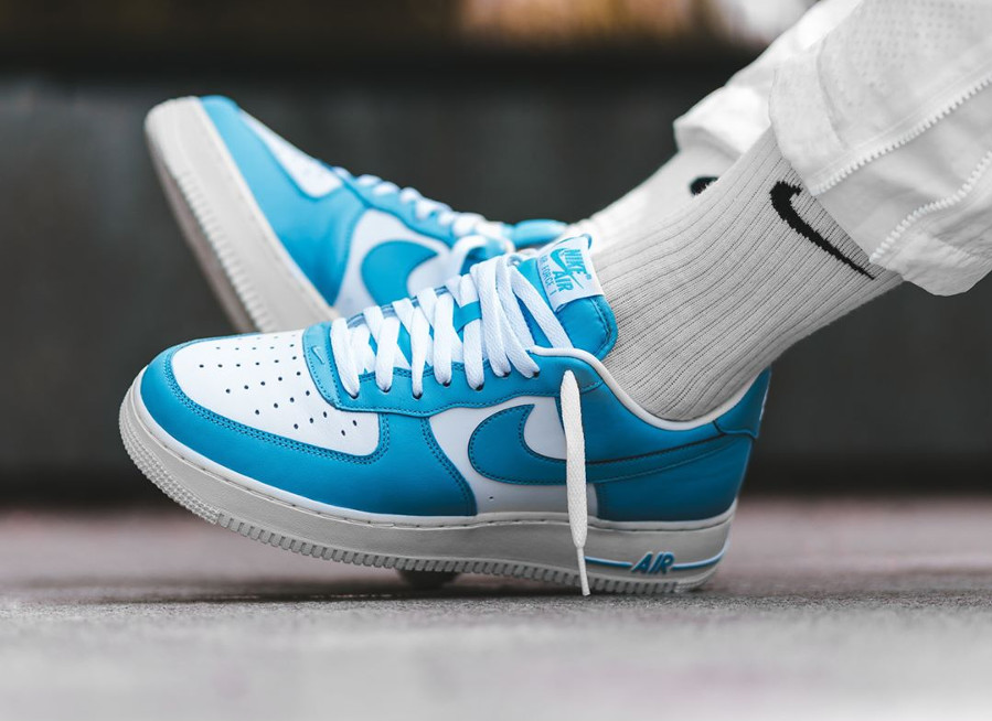 Nike Air Force 1 Low 'UNC' Blue Gale