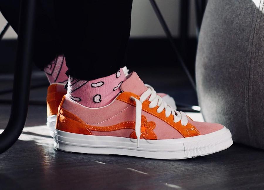 converse-one-star-golf-le-fleur-orange-et-rose-162125C-674