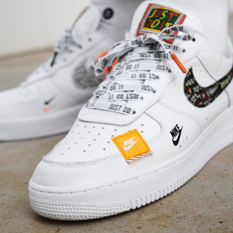 outlet boutique reasonably priced arrives Comment acheter les Nike Air Force 1 '07 PRM JDI Just Do It ?