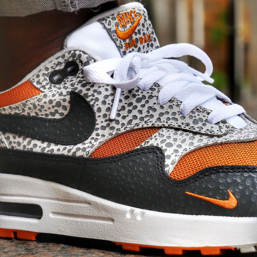 watch 0326b db17b Comment acheter la Nike Air Max 1 What The Safari ...