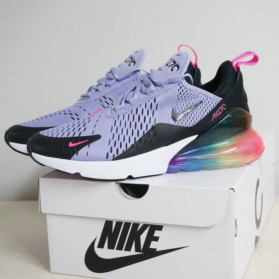 new products 359cb 6def7 Comment acheter la Nike Air Max 270 BeTrue 2018 (bulle ...