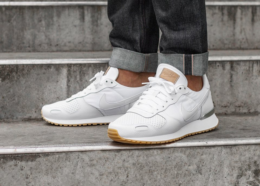 Nike Air Vortex 'White/Gum Yellow/Pure Platinum'