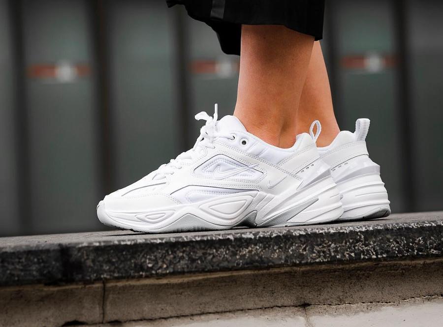 Nike Wmns Tekno M2K White Pure Platinum