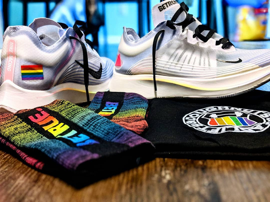 Nike Zoom Fly 'Be True' (LGBTQ Pride 2018)