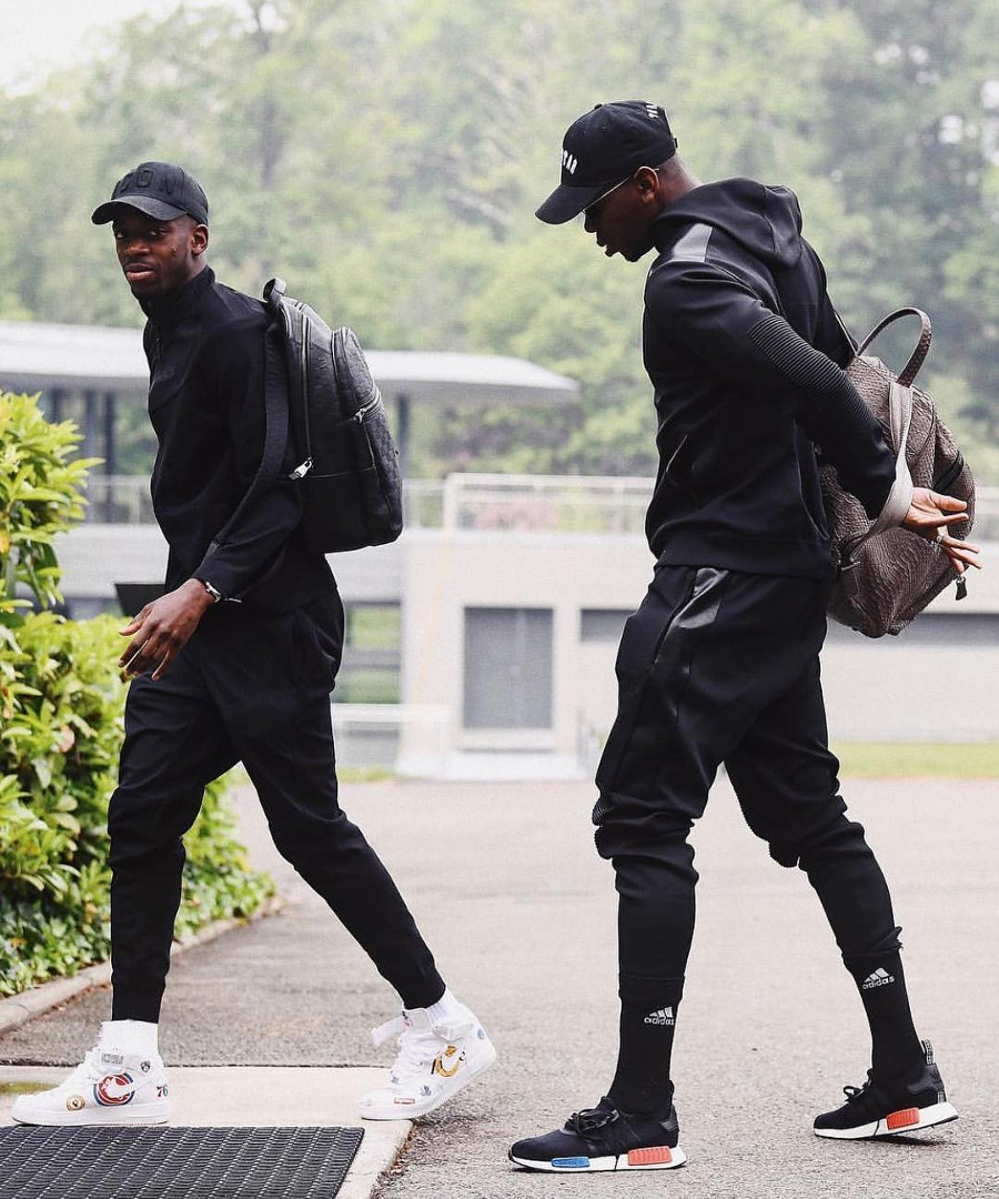 ousmane-dembele-en-supreme-nike-air-force-1-high-white-nba