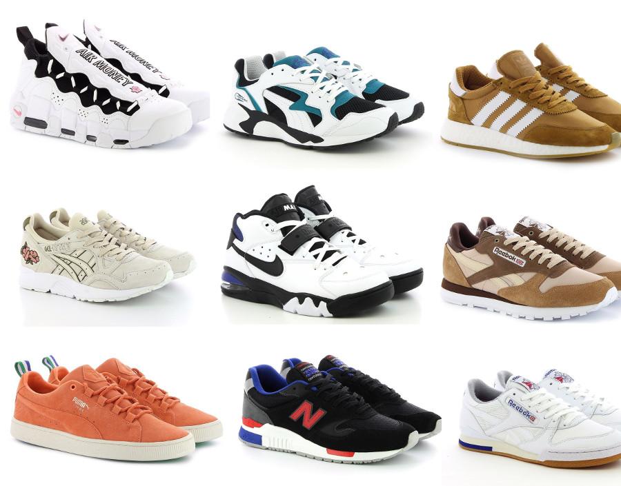 Ventes privées Street Connexion : les 10 sneakers les plus intéressantes