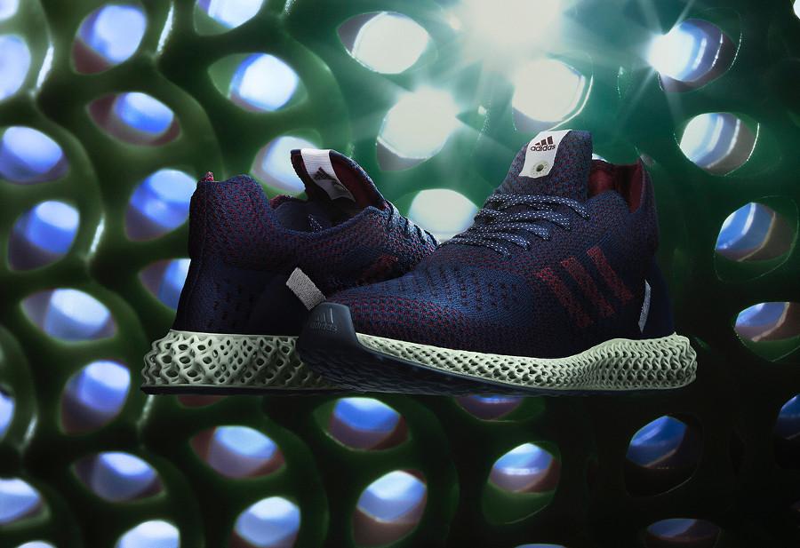 Sneakersnstuff x Adidas Consortium Futurecraft 4D