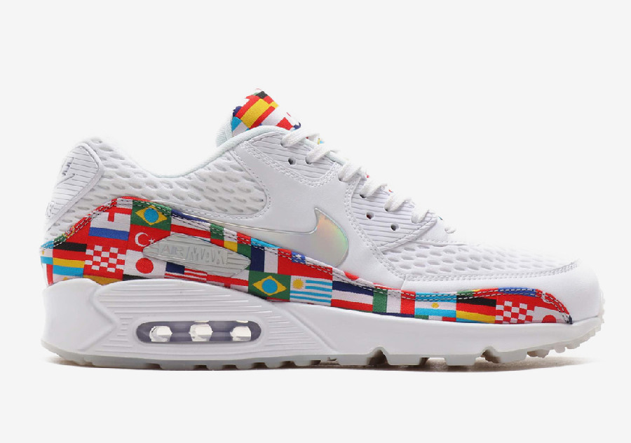 sortie-nike-air-max-90-em-international-flag