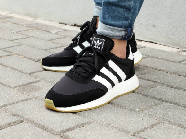 Adidas I-5923 Boost 'Black Gum'