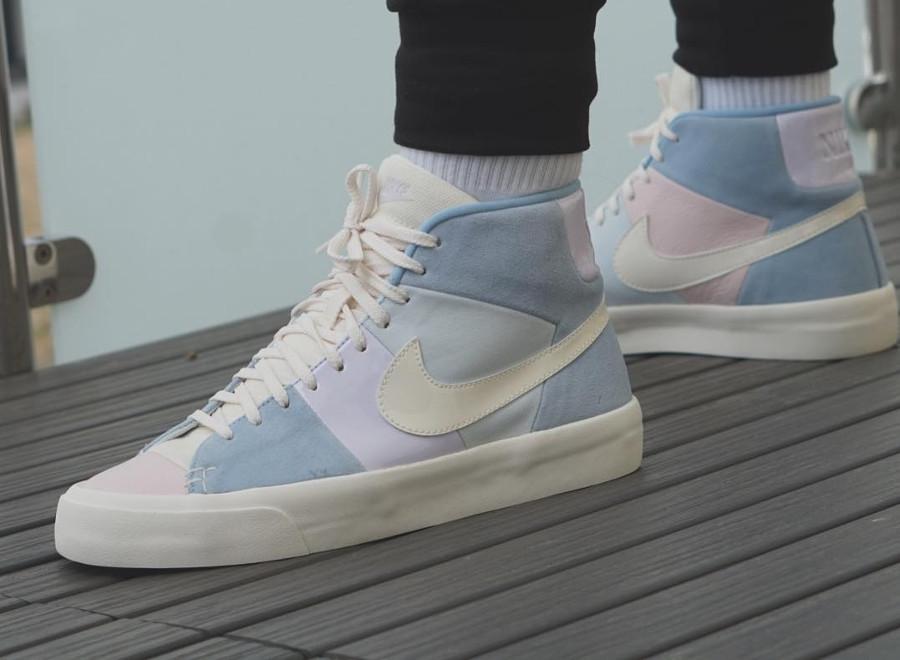 Nike Blazer Mid Easter - @dennisbehrinho