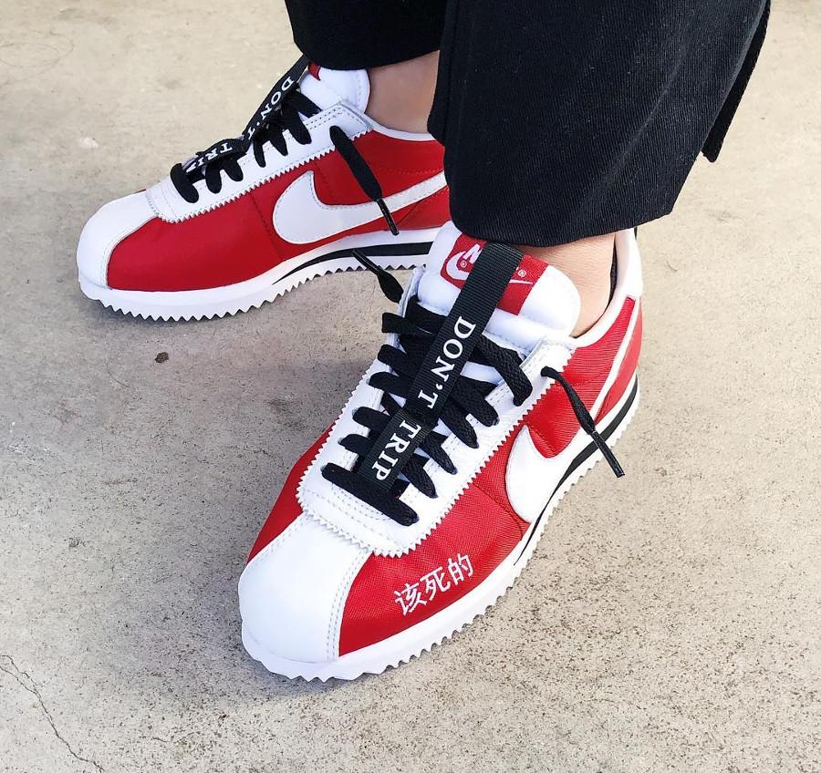Nike Cortez Kenny 2 Kung Fu - @yehwho