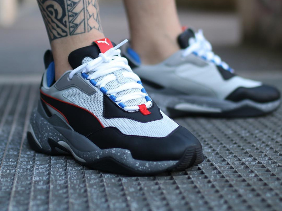 Puma Thunder Electric Grey Violet - @cedric_castex