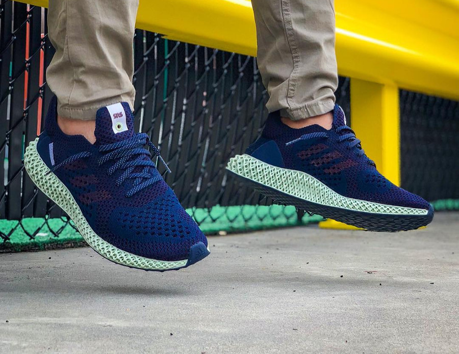 Sneakersnstuff x Adidas Consortium 4D - @shitsmint