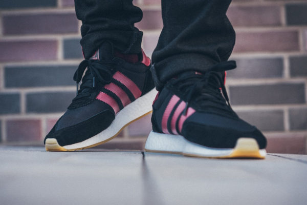 Adidas I-5923 'Black Collegiate Burgundy'
