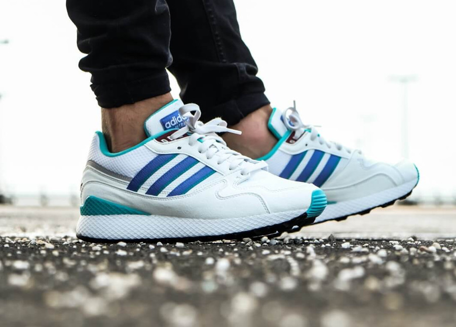 Adidas Ultra Tech 'Crystal White Real Lilac'