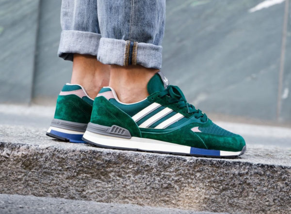 Adidas Quesence 'Collegiate Green'