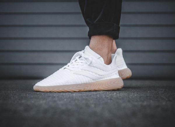 Adidas Sobakov 'White Gum'