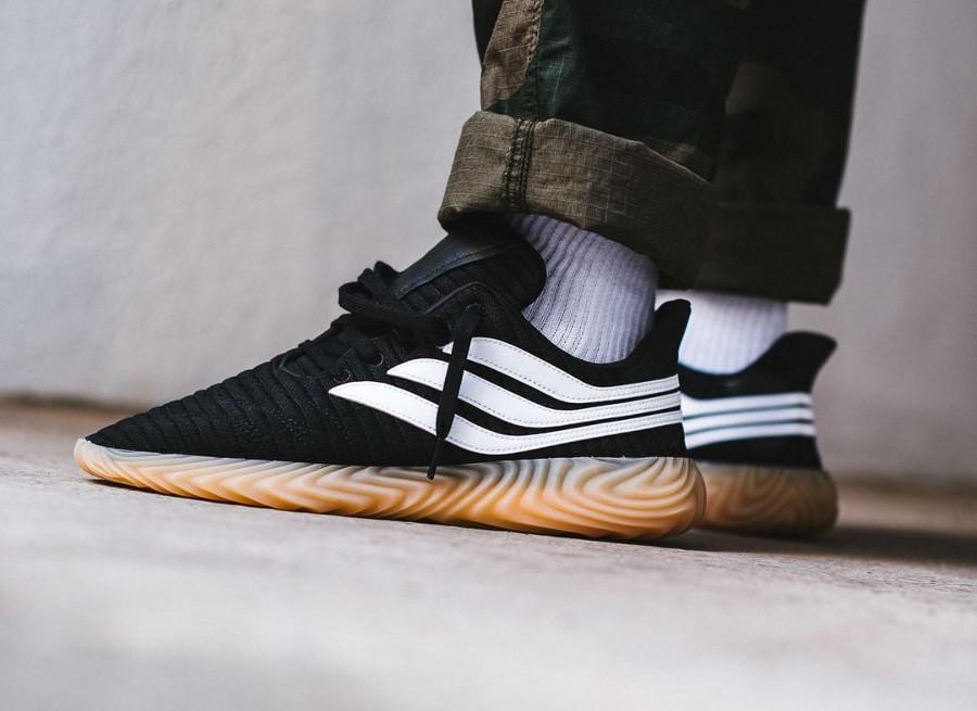 Adidas Sobakov 'Black Gum'