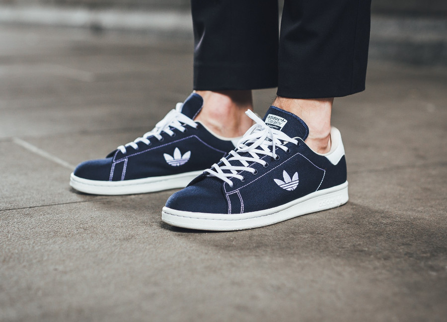 Adidas Stan Smith 'Trefoil Logo' Collegiate Navy