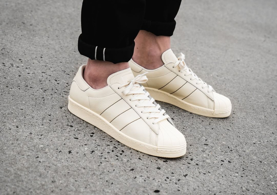 Adidas Superstar 80's 'Cream White'