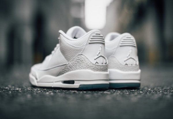 Air Jordan 3 Retro 'Triple White'