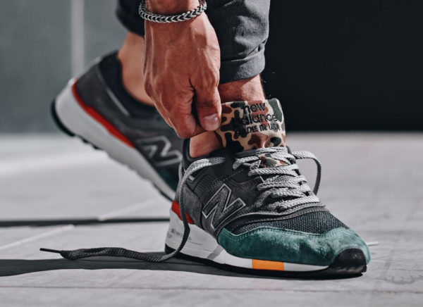 Comment acheter la New Balance M997NM 997 Duck Camo Multicolor ?