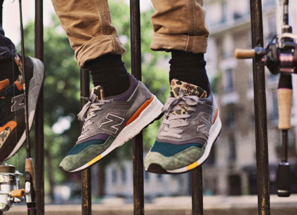 New Balance M 997 Iridescent 'Duck Camo' (made in USA)