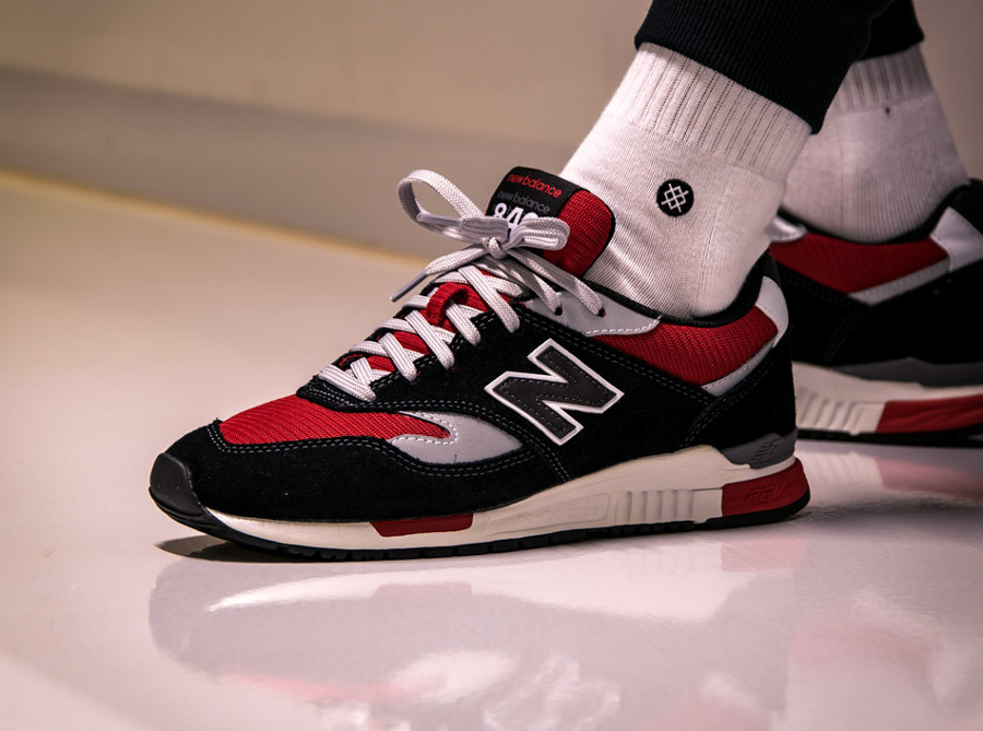New Balance ML 840 CE 'Magnet Team Red'
