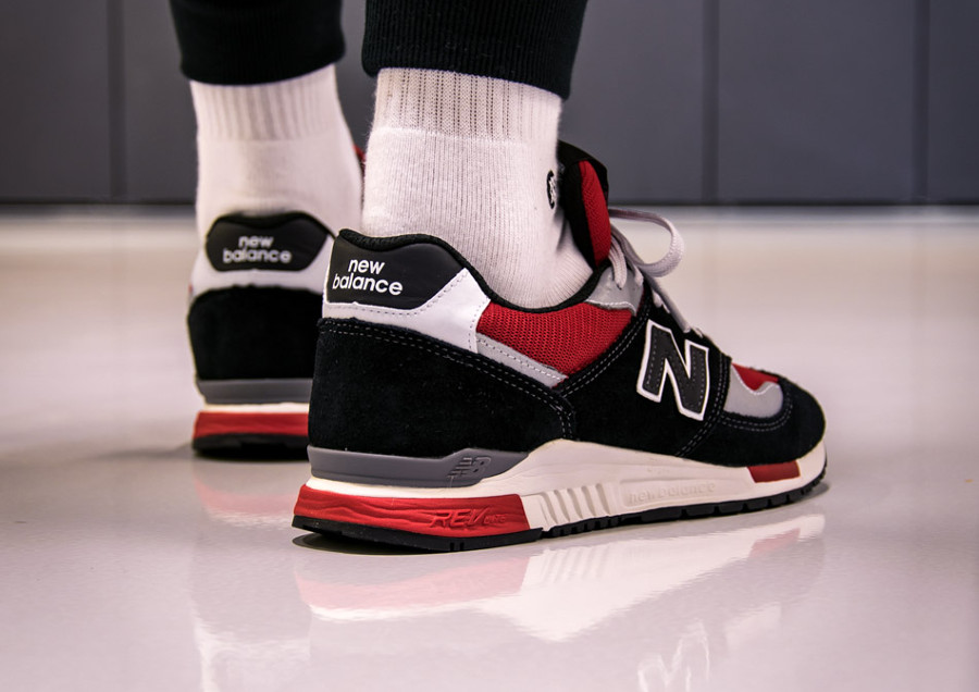 new balance 840 homme rouge cheap online
