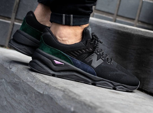 New Balance X-90 Statement Pack 'Black Navy'