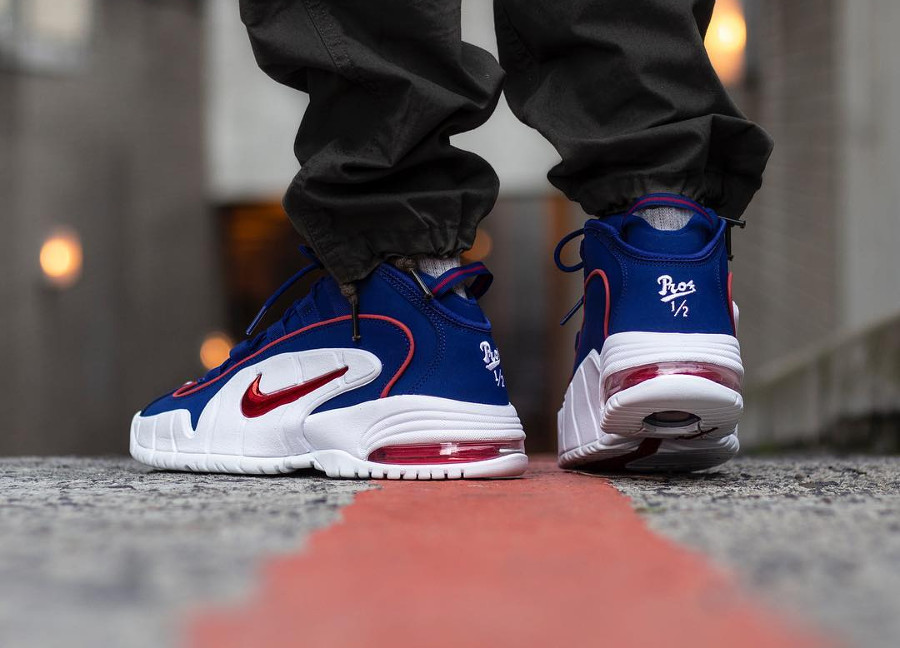Nike Air Max Penny 1 'Lil Penny' Deep Royal Blue