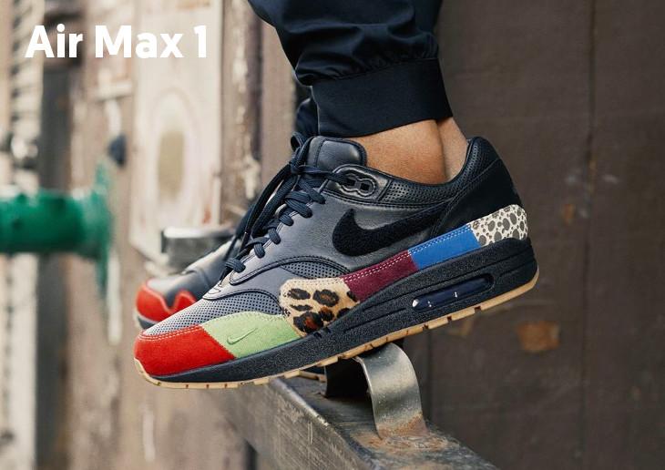 Nike Air Max : l'histoire d'une bulle qui ne manque pas d'air