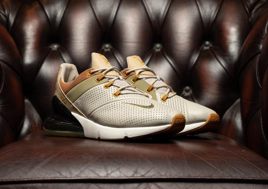 Nike Air Max 270 Premium 'String Desert Ochre'