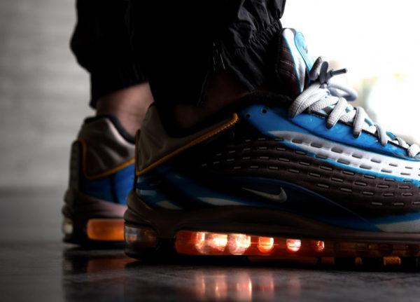 Nike Air Max Deluxe OG '99 'Photo Blue Orange Peel'