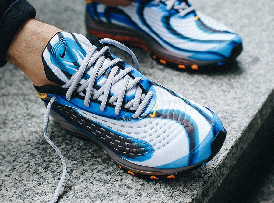 Que vaut la Nike Air Max Deluxe OG '99 Photo Blue Retro 2018 ?