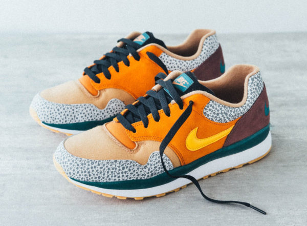 Nike Air Safari SE x Air Max 1 'Atmos Safari'