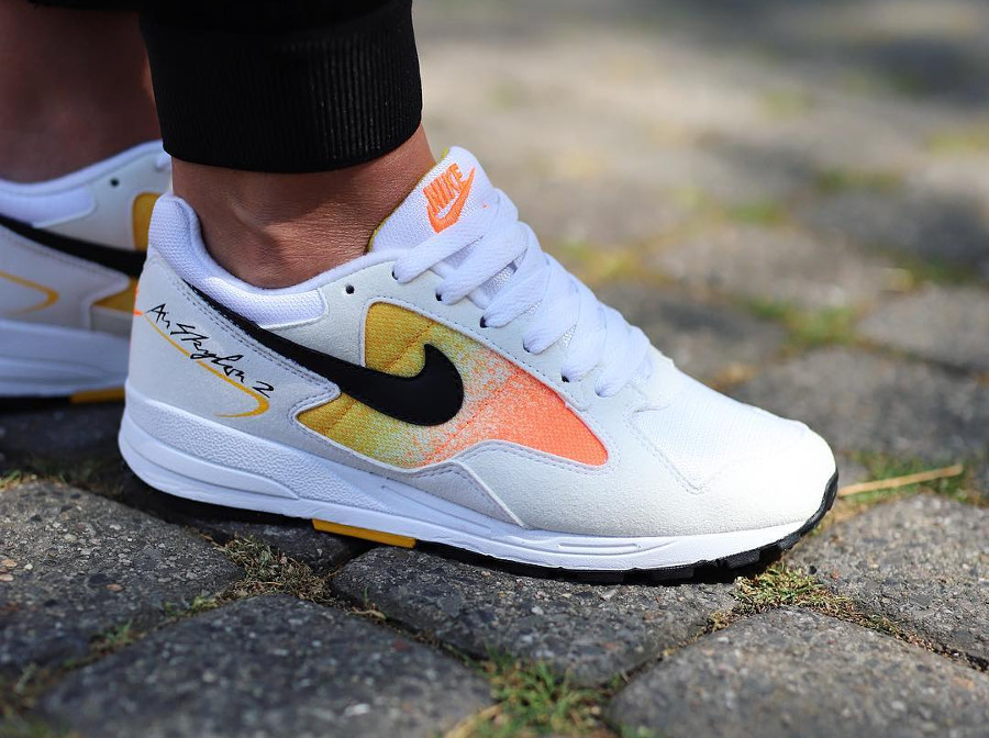 Nike Air Skylon II 2018 'Amarillo Black'
