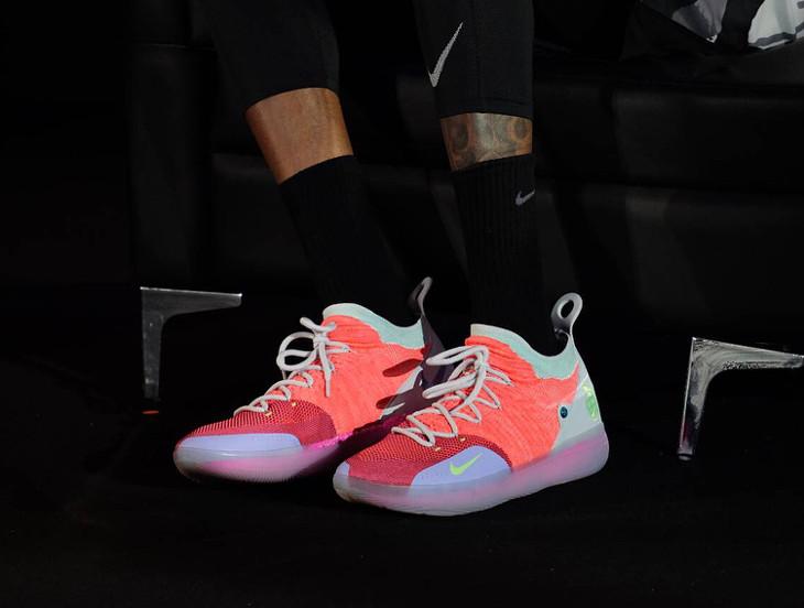 Nike KD 11 'Peach Jam'