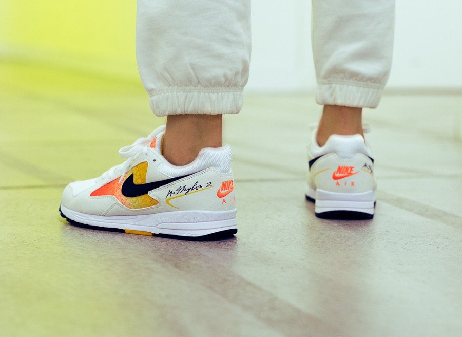 Que vaut la Nike Air Skylon 2 II 'Amarillo White Black Total