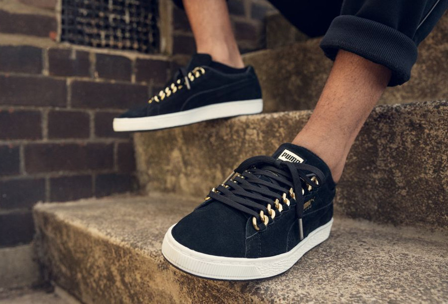 La pack Puma Suede Classic X-Chains 'Street Culture'