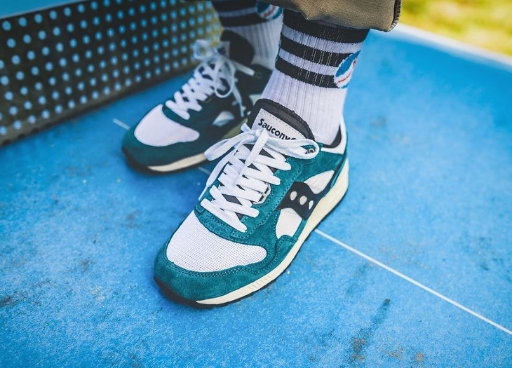 Saucony Shadow 5000 'Vintage Teal'
