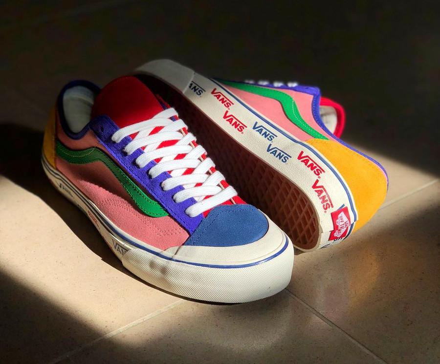 Que vaut la Size? x Vans Old Skool Style 36 'Patchwork